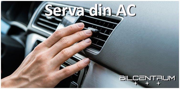 Ac-reparation, Ac-felsökning, AC-service, Diagnosutrustning, Umeå
